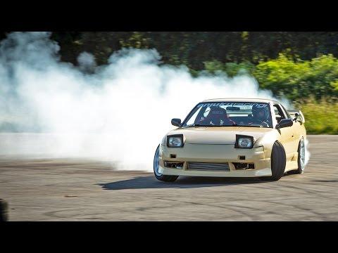 Drift Event #8 - Getting Aggressive!