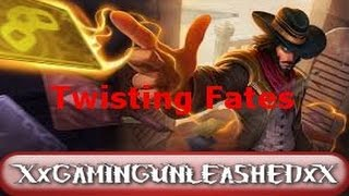 lol twisting fates twisted fate montage s5