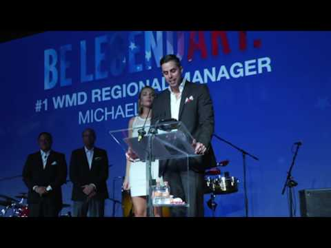 WMD 2016 Regional Manager of the Year - Michael Hogan