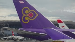 Repeat youtube video Thai 747-400 Sydney to Bangkok HS-TGF