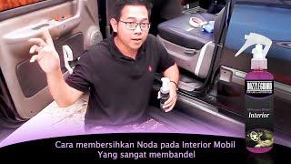 Brush Bonnet - Sikat Interior Mobil