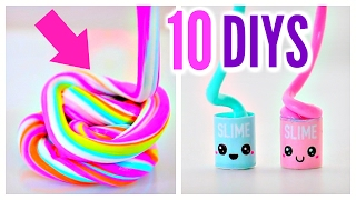 10 Best DIY Slime Videos: Butter Slime, Oddly Satisfying, Fluffy Soft Serve Recipe