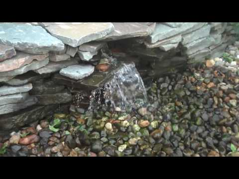 Pondless Waterscape(1) created by Chris Orser Landscaping