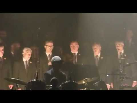 The Good The Bad & The Queen - The Poison Tree - London Palladium, 19/4/19