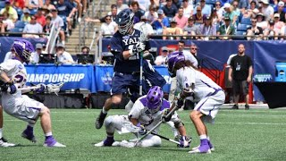 Every Caused Turnover from the 2018 NCAA Lacrosse Playoffs