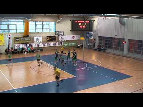 Europa Cup 2012: SKK Dolphins Prievidza - Ankara University Club