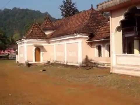 Goa Temple - kuncolim priol