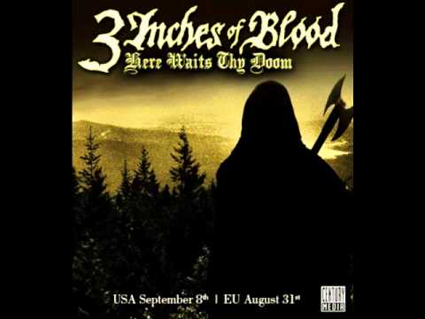 3 Inches of Blood - Cities on Flame With Rock and Roll ...