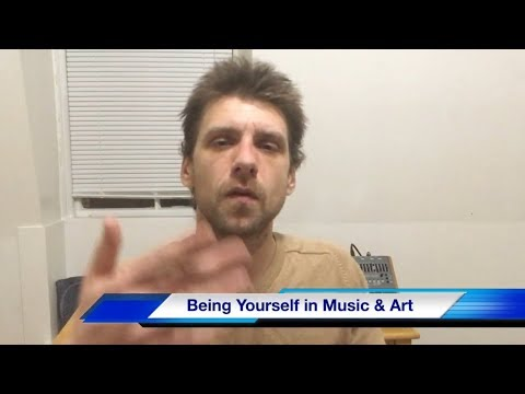 Being Yourself in Music and Art, Making Your own Creative Soup