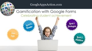 Automating gamification in education with Google Forms