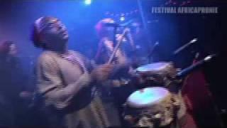 Adjabel Africaphonie Cabaret Sauvage 10/05/2008