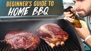Beginners Guide to Smoking Meat at Home (Pellet Grill)