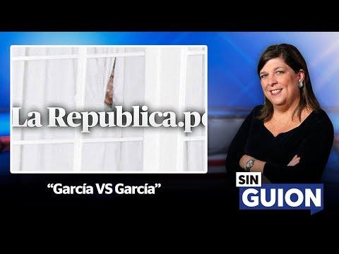 García versus García - SIN GUION con Rosa María Palacios