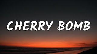 The Runaways - Cherry Bomb (Lyrics) (From Fear Street Part 2: 1978)