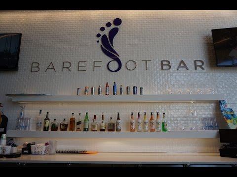 Treasure Island Casino Lagoon Part 2 (Barefoot Bar)