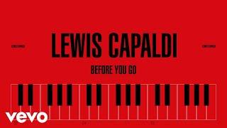 Download lagu Lewis Capaldi - Before You Go (Official Piano Tutorial)