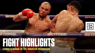 HIGHLIGHTS | Chris Eubank Jr. vs. Marcus Morrison