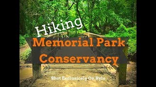 Memorial Park 6 Mile Hike | Shot Exclusively on Rylo