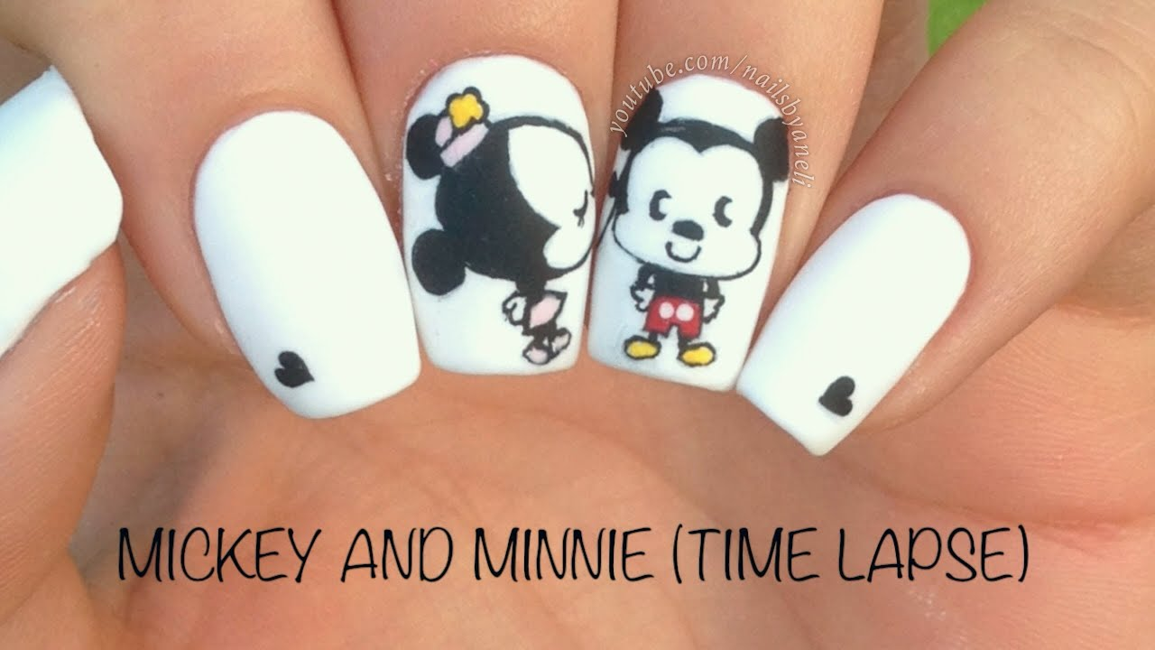 Nail Art Designs-easy hand painted nail art pictures ...