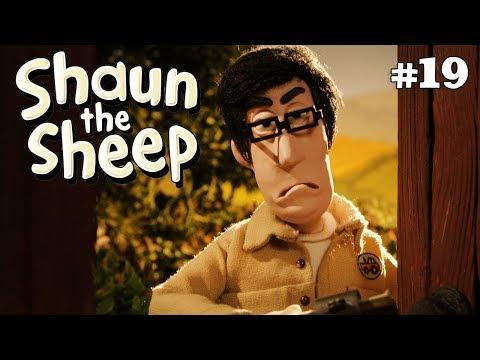 Petani palsu - Shaun the Sheep [Phoney Farmer]