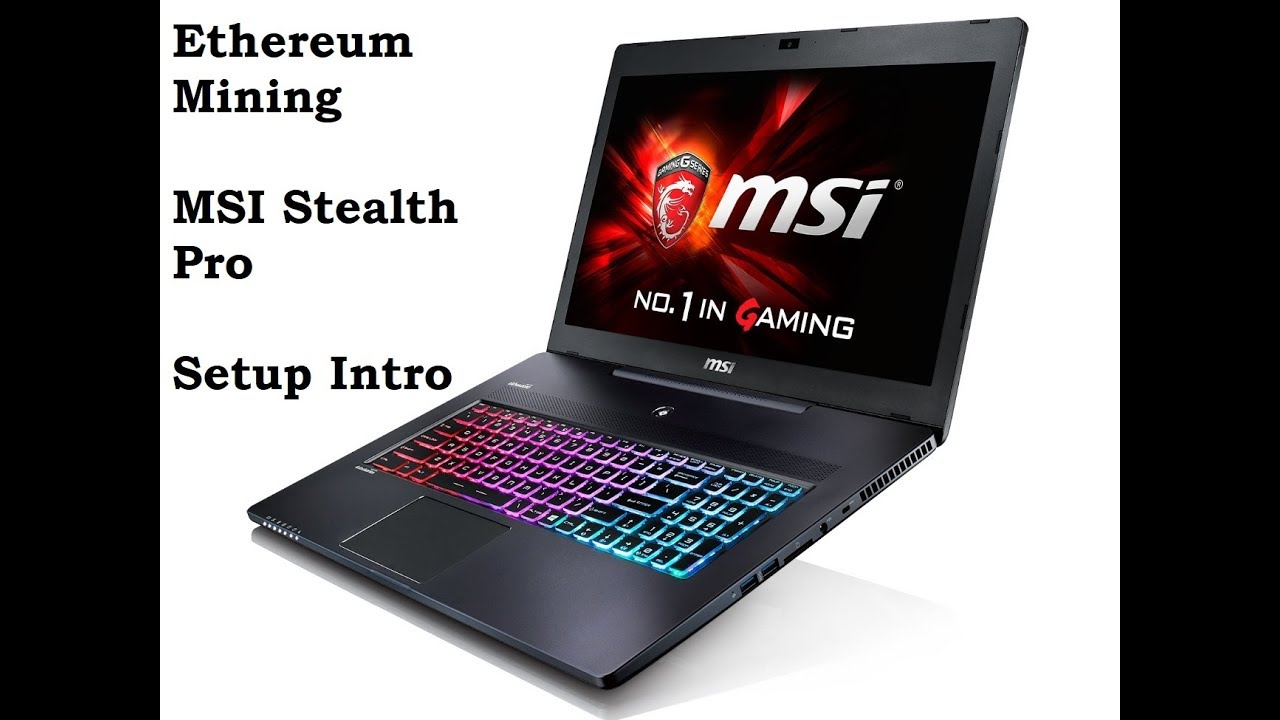 can you mine cryptocurrency with personal gaming laptop
