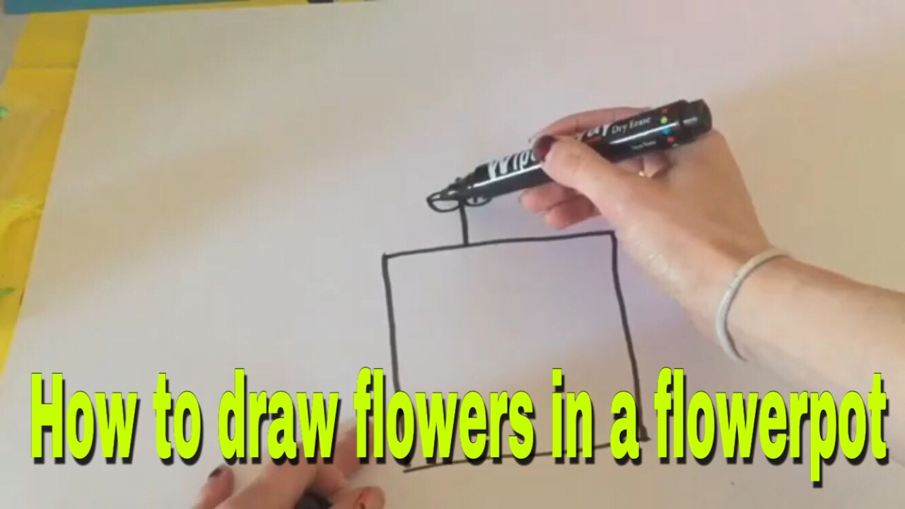 how to draw flowers for kids learn colours learn numbers