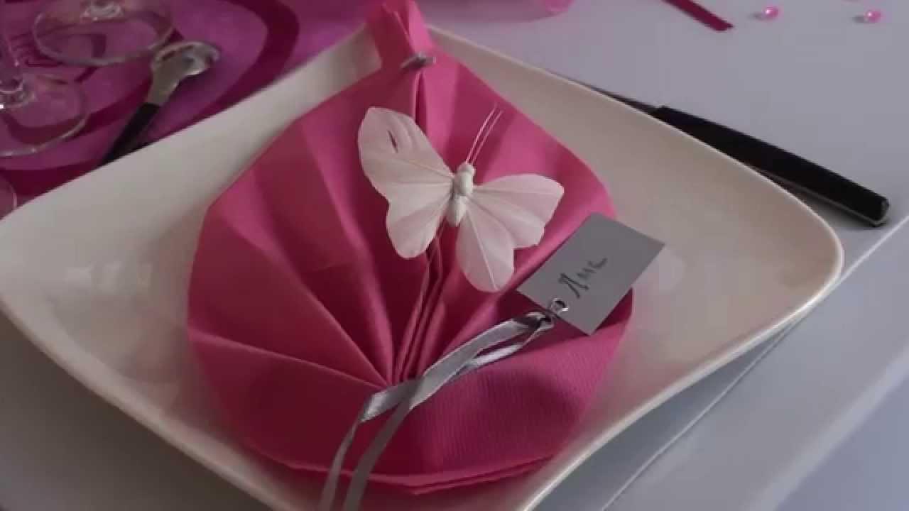 Décoration De Table Tropical Ou Pour Mariage De Princesse