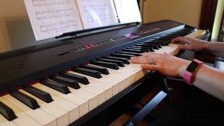 Both Sides Now - Joni Mitchell [Piano Cover]