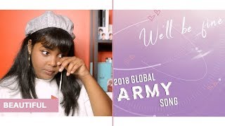 Global ARMY Song for BTS REACTION (BTS REACTION)