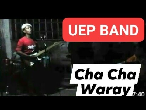 MANA TEKLA CHA CHA plus nonstop live   -UEP BAND@Palapag