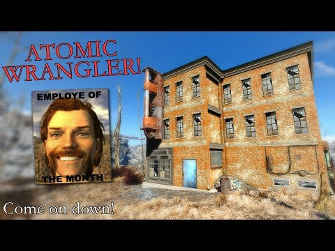 Fallout 4 Quest Mods: An Atomic Return! - Atomic Wrangler in Fallout 4!