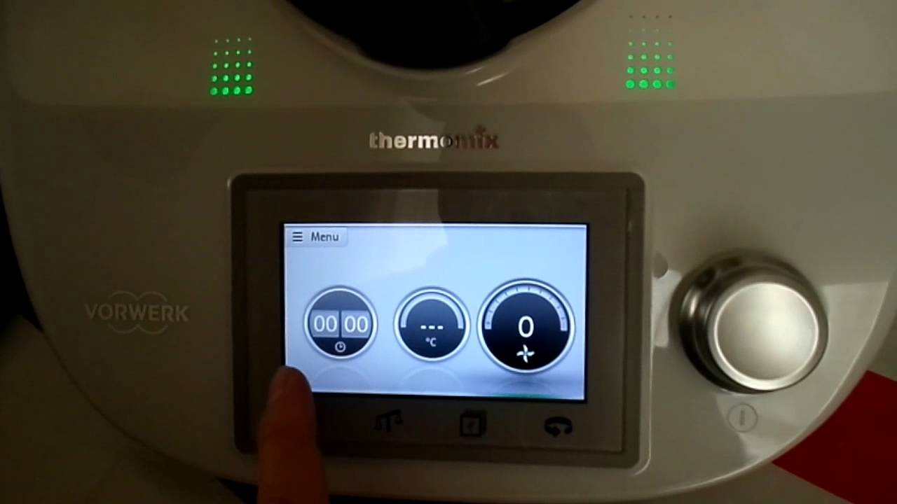 test du nouveau thermomix tm5 de vorwerk france youtube. Black Bedroom Furniture Sets. Home Design Ideas