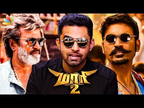 Rajini Inspiration for Maari 2 Dhanush : Balaji Mohan Interview | Sai Pallavi Movie