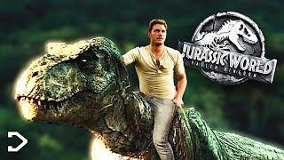 Rexy And Owen TEAM UP - Jurassic World Fallen Kingdom