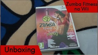 Unboxing (PL) - Zumba Fitness (2010 - Wii)