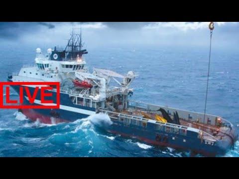 On board AHTS Vessel #JS