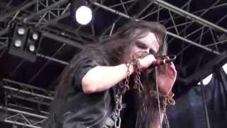 The Stone - Deathkult 2013 - Pred licem novog boga
