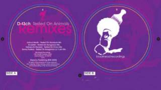 D-t3ch - Tested On Animals (Sonny Fodera Remix)