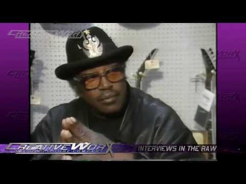 Willie Dixon & Bo Diddley Interview - 1989