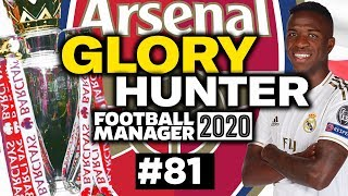GLORY HUNTER FM20 | #81 | DORTMUND IN MY GROUP?! | Football Manager 2020
