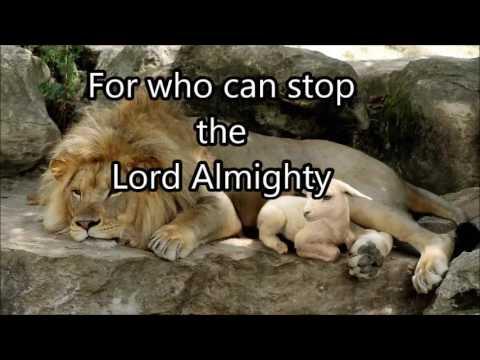 The Lion And The Lamb By Leeland Lyrics
