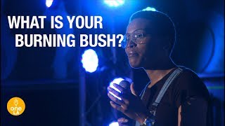 """What is Your Burning Bush?"" - Stephanie Ike"