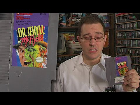 Dr. Jekyll and Mr. Hyde Revisited  Angry Video Game Nerd  Episode 95