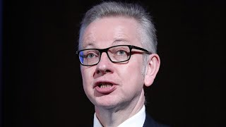 watch again: Michael Gove updates nation after PM tests positive for coronavirus