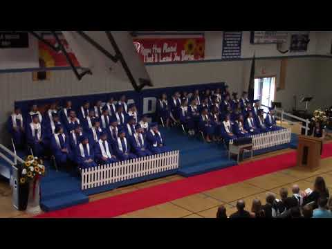 Madison Area Memorial High School Graduation 2018