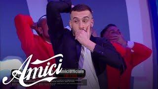 Amici 16, La Finale - Andreas - Hip Hop Airplane