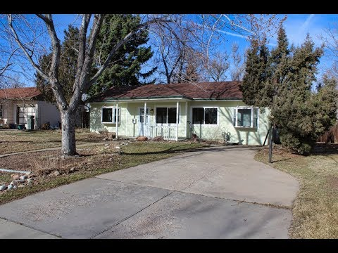Denver House For Rent 2841 S Dexter Way Denver Colorado 80222