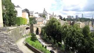 How to Ride a Bike in Luxembourg 9: Less than 3K from Home