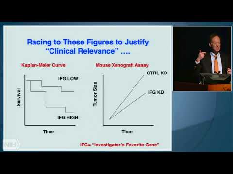 Preclinical Cancer-target Validation: How Not To Be Wrong