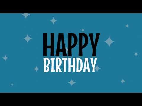 Happy Birthday Abdou Doovi